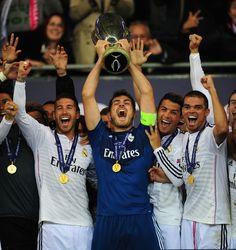 Iker Casillas Photos: Real Madrid v Sevilla FC