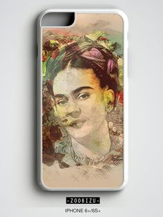 Frida Kahlo iPhone 7 Plus Case Vintage Watercolor Frida iPhone 4s 5 SE 5s 5c 6s 6 7 plus cover Samsung Galaxy S4 S5 S6 S7 Edge Note 3 4 5 by zoobizu from zoobizu. Find it now at http://ift.tt/2ffCX1z!