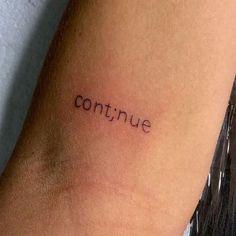 Simple Unique Tattoos, Simple Quote Tattoos, Simplistic Tattoos, Dainty Tattoos, Cute Tiny Tattoos, Little Tattoos, Pretty Tattoos, Small Tattoos, Tattoo Quotes