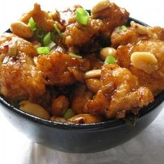 Kung Pao Chicken!!