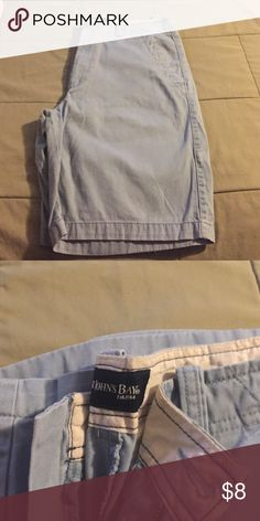 Shorts St. John's bay size 34 shorts St. John's Bay Shorts Flat Front