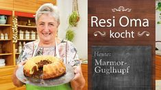 Resi Oma kocht - Marmor-Guglhupf - YouTube Camembert Cheese, Dairy, Youtube, Food, Coffee Break, Marble, Food Food, Cooking, Essen