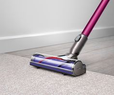 One word: Dyson. Need I say more? Introducing the Dyson DC59 Motorhead - the latest Dyson Digital Slim™ cordless vacuum - click through to learn more #sp