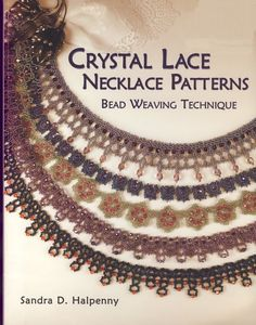 Bead Patterns and Ideas : The original Butterfly necklace tutorial by Sandra D Halpenny Beading Patterns Free, Beaded Jewelry Patterns, Weaving Patterns, Lace Patterns, Print Patterns, Crochet Jewellery, Diy Jewellery, Jewelry Crafts, Jewelry Making Tutorials