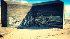 One #whale? Two #whales?  #Streetart? Pah! #Beachart  #lookcloser #sun #beach #coast #sea #bluesky #denmark #urlaub #holiday #dänemark #westjütland #vestjylland #nordsee #meer #northsea #northseacoast #nordseeküste #hvidesande #ringkobingfjord #RingkøbingFjord #art #uelzen #lowersaxony by maddypuffin