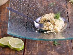 Receta | Cuscús con hierbas aromáticas - canalcocina.es