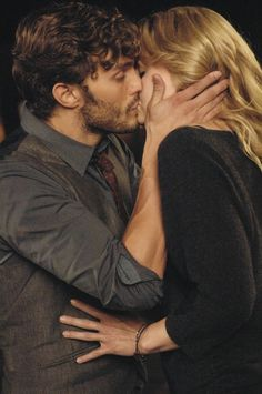 Once Upon a Time: GRAHAM & EMMA!!! I wish they had a chance to be a couple!