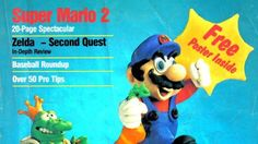 Over 100 Issues Of Nintendo Power Added To The Internet Archive - https://cybertimes.co.uk/2016/08/03/over-100-issues-of-nintendo-power-added-to-the-internet-archive/