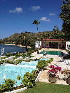 Doris Duke's Shangri La on #Oahu. #hawaii