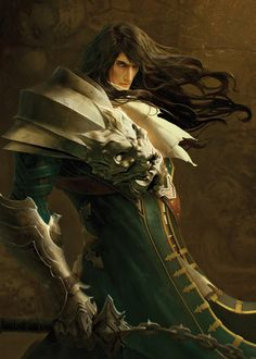 Castlevania Lords Of Shadow Art