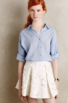 Seabreeze Buttondown - anthropologie.com #anthrofave