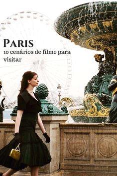 Paris  Visite a locação de 10 filmes na Cidade Luz! O Diabo Veste Prada 239e3c888bb