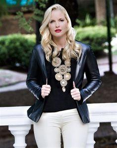Carina Zampini juega a ser modelo por un día - RevistaSusana.com
