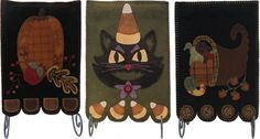 """Fall Banners to be used with Ackfeld Scroll Stand Item #87757.  8"""" x 11.5"""" banners.  Kits $18.50 each design"""