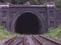 Stanton Tunnel was completed