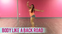 Sam Hunt - Body Like A Back Road (Dance Fitness with Jessica) Zumba Workout Videos, Zumba Videos, Dance Videos, Dance Workouts, Dance Exercise, Zumba Routines, Country Dance, Aerobics Workout, Sweat It Out
