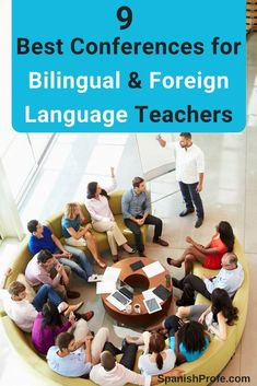 List of the best conferences for bilingual, immersion, dual language and foreign language teachers. Great opportunity if you need professional development.
