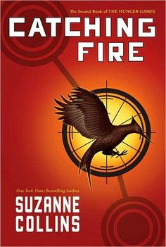 The second in the Hunger Games series.  Couldn't wait to start the third one.