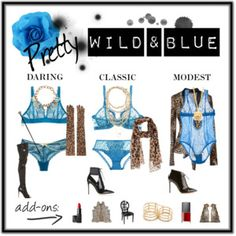Pretty Wild & Blue - I do love leopard and I do love blue... so this is the perfect marriage for me! Elegant, modern and a little daring, this combination is fun, sexy and dramatic! Perfect for your CT Boudoir Shoot with Lost Highway Imaging!