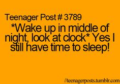 totally did this this morning :)