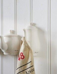 Coffeepot Towel Hanger Riviera Maison