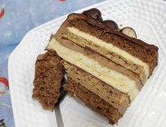 Torte Recepti, Kolaci I Torte, Frosting Recipes, Cake Recipes, Dessert Recipes, Torte Cake, Gingerbread Cake, Brownie Cake, Desserts To Make