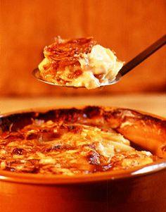 gouda recip, recipes with smoked gouda, food, potatoes, delici, scallop potato, cook photo, smoke gouda, cider scallop