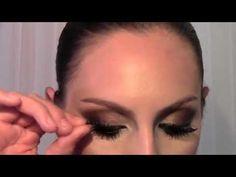 The Famous Kim Kardashian Smokey Eye Makeup Tutorial. ENJOY...