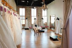 Find a Milwaukee Bridal Shop and your perfect wedding dress via our online listings. Click here to visit: http://www.marriedinmilwaukee.com/milwaukee-bridal-shops