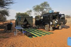 A little Africa in there - Kgalagadi Desert I - Expedition Portal