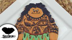 I like to make cute little cake people, do arts and crafts and create DIY costumes. Moana Birthday Party, Ballerina Birthday, 4th Birthday Parties, Luau Party, 5th Birthday, Birthday Cakes, Birthday Ideas, Moana Cookies, Maui Luau