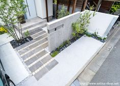 色合いが統一されたガーデンエクステリア|ナチュラルモダン|施工事例|茨城県つくば市周辺の外構・お庭のことならESTINA(エスティナ)つくばへ