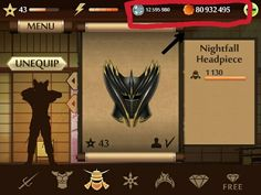 The Shadow Fight 2 hack gives you the ability to generate unlimited Coins and Gems. So better use the Shadow Fight 2 cheats. Glitch, 2 Unlimited, New Shadow, Cheat Engine, App Hack, Android, Gaming Tips, Free Gems, Mobile Legends