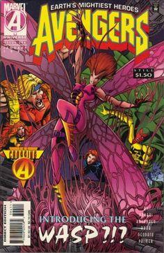 Cover for The Avengers (Marvel, 1963 series) [Direct Edition] Marvel Films, Marvel Comic Books, Marvel Characters, Comic Books Art, Comic Art, Avengers Universe, Avengers Comics, Avengers Images, Kickass Comic