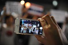 5 aplicaciones para compartir en vivo un evento o acontecimiento por medio de tu smartphone.
