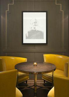 The Churchill Bar & Terrace (2013 Winner - The Hotel & Property Awards) BESPOKE LONDON www.b-bespoke.com