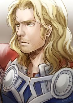 thor... truly a thing of beauty