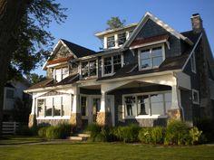 the lake house I want; Lake Wawasee. Syracuse, Indiana.