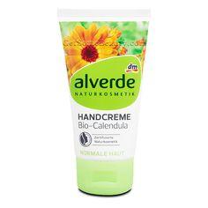 ALVERDE Natural Cosmetics Hand Cream Organic Calendula 75 ml | Get Some Beauty