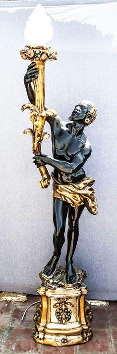 Luminaire sur pied design – objets de décoration – Monalina Decor