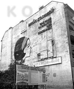 Schoenhauser Allee Ecke Cantianstrasse 1981