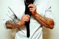 Are tattoos and piercings in the workplace still a taboo? What are your thoughts?