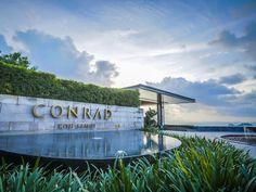 SAMUI hunsa, THAILAND: CONRAD KOH SAMUI RESORT AND SPA (5) (TALING NGAM)