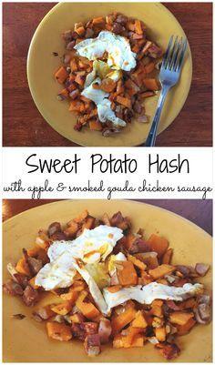Best Chicken Apple Smoked Chicken Sausage Recipe on Pinterest