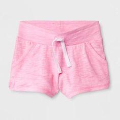 Cat & Jack Toddler Girls' Trouser Shorts - Cat & Jack Pink