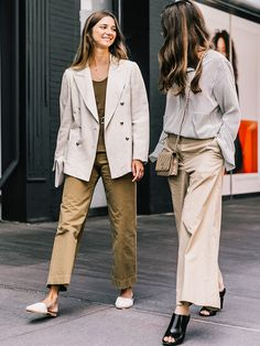The One Trend Everyone Will Be Wearing This Spring via @WhoWhatWear
