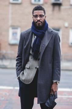 http://chicerman.com  billy-george:  Simple & effective styling  #streetstyleformen