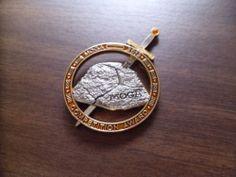 Extremely RARE Moga Competition Award Geocoin Unactivated Mint 2013 Sword Stone | eBay