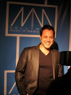 Candid shot at HMMA #hollywood #music in #media