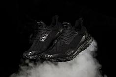 "HAVEN x adidas Consortium Deliver the Best ""Triple Black"" UltraBOOST Yet"